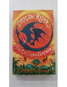 Dragon Rider The Friffin's Feather
