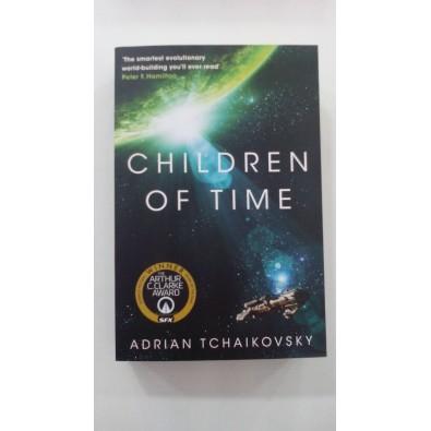 Children of time Adrian Tchaikovsky