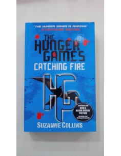 The Hunter Games Caching Fire Suzanne Collins