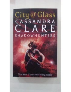 City of Glass Cassandra Clare Shadowhunters