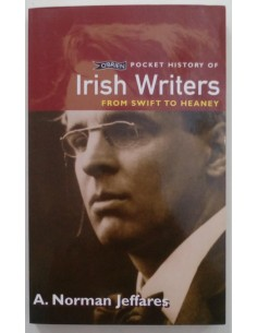 Pocket History of Irish Writers from swift to heaney