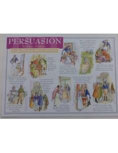 Persuasion Jane Austen Postcard