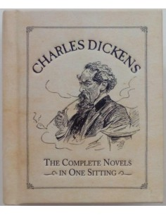 Mini-book Charles Dickens The complete novels in one sitting
