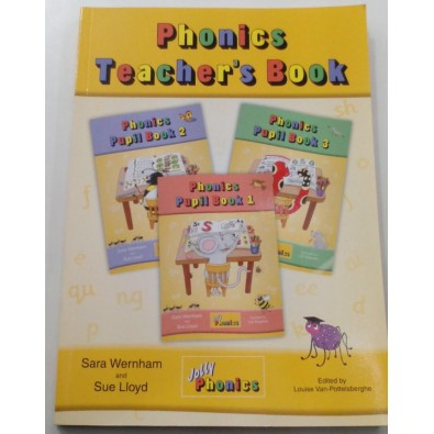 Phonics Teacher's book