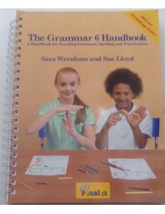 The grammar 6 handbook Jolly Phonics