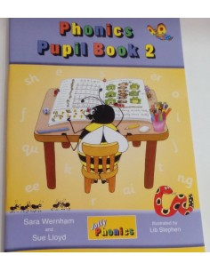 Phonics Pupil Book 2 Jolly Phonics