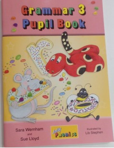 Grammar Pupil Book 3 Jolly Phonics