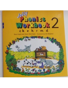 Workbook 2 Jolly Phonics