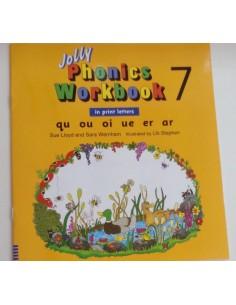 Workbook 7 Jolly Phonics