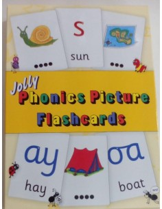 Picture Flashcardas Jolly Phonics