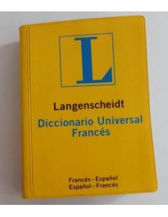 Diccionario Universal Francés Langenscheidt