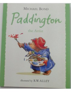Paddington the Artist Michael Bond