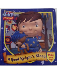 Mike the knight A good Knight's Sleep