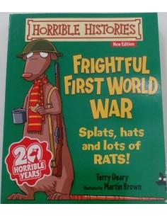 Horrible Historie_Frightful First World War