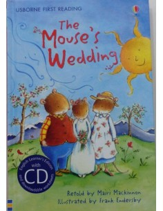 Usborne First Reading The Mouse's Wedding