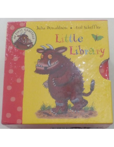 Gruffalo Little Library
