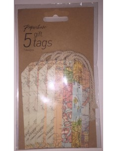 5 gift tags