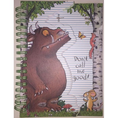The Gruffalo Notebook