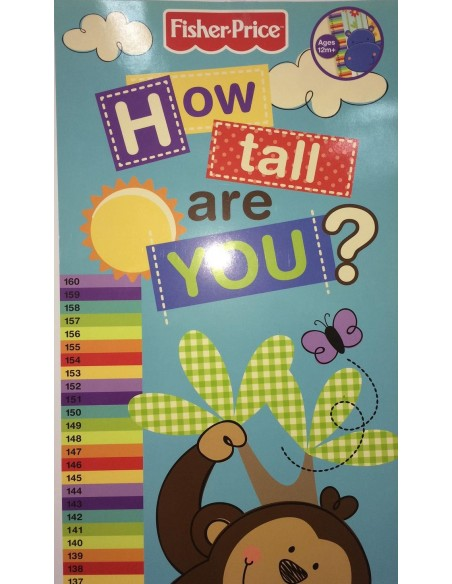 How tall are you? Poster