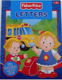 Fisher-Price Letters
