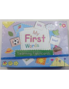 My first words Learning Flashcards