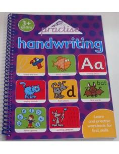 Handwriting Practise +3 years