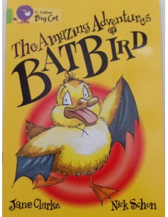 The Amazing Adventures of Bar Bird