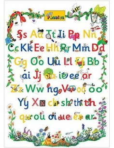 Jolly Phonics Poster