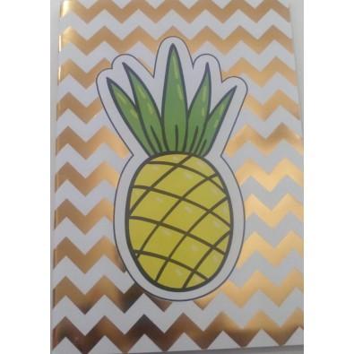 Pinneapple notebook