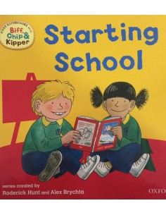 Starting School Roderick Hunt and Alex Brychta