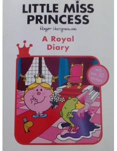 Little Miss Princess_A Royal Diary_Roger Hargeaves