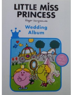 Little Miss Princess_Wedding album_Roger Hargreaves