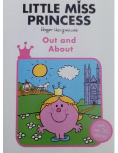 Little Miss Princess_ Out and About_Roger Hargreaves