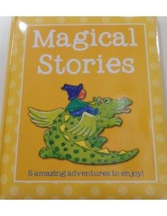 Magical Stories_ 5 amazing adventures to enjoy!
