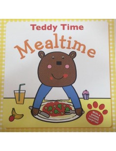 Teddy Time_Mealtime