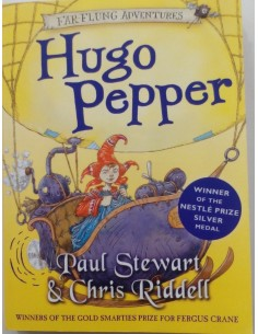 Hugo Pepper_Paul Stewart & Chris Riddell