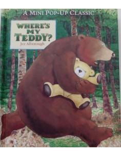 Where's my Teddy?_ Jez Alborough