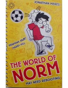 The World of Norm_May Need Rebooting_Jonathan Meres