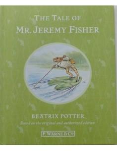 The tale of Mr Jeremy Fisher_Beatrix Potter
