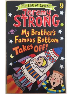 The King Of Comedy_Jeremy Strong_My Brother's Famous Bottom Take Of!