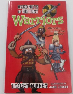 Hard Nuts of History_Warriors_Tracey Turner