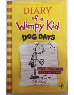 Diary of a Wimpy Kid_Dog Days_Jeff Kinney